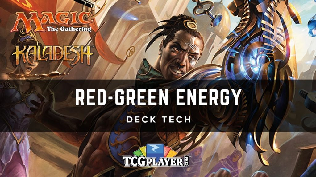 mtg red green energy deck tech clean green energy. Black Bedroom Furniture Sets. Home Design Ideas