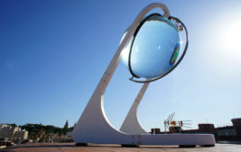 The Spherical Sun Power Generator...