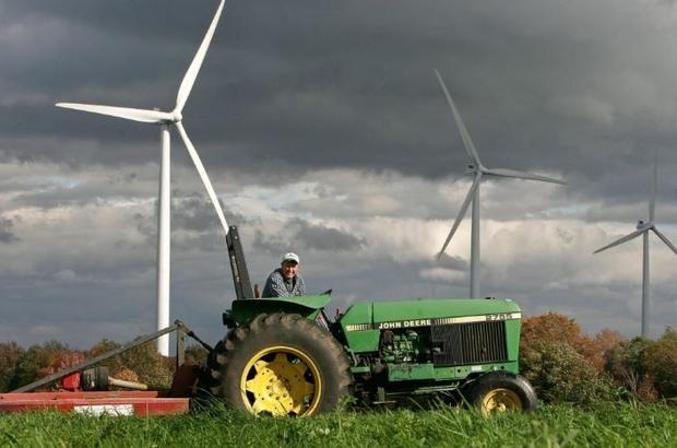 Wind power may be the future for Southeastern US.