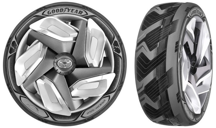 Goodyear Concept Tire