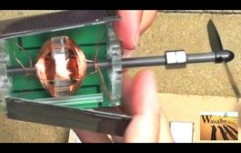 Free Energy Magnet Motor from Inside (free electricity, no water ...