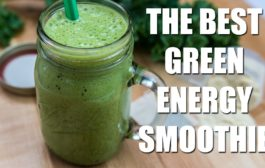 THE BEST Green Energy Smoothie Recipe...