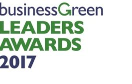 BusinessGreen Leaders Awards 2017 - Open for entries...