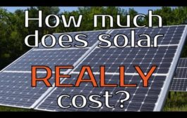 How much does solar REALLY cost?...