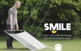 New Invention: SMILE - Low-cost solar technology for the developi...