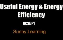 Useful Energy & Energy Efficiency - AQA GCSE Science Physics...