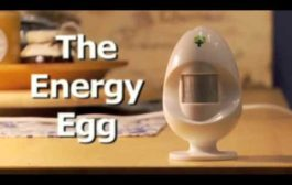 The energyEGG - innovative energy saving gadget from TreeGreen...