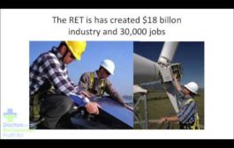 iDEA 2014: Mark Ogge speaks on Renewable Energy Solutions...