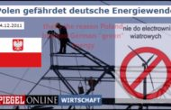 The german green energy failure...