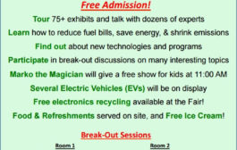 LEAP Energy Fair – Waterbury, VT – April 8, 2017...