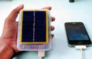 DIY Solar Power Bank from Old Laptop Battery...