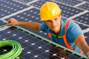 Creating a Sunny Future with Solar Panels...