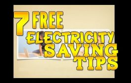 7 Free Electricity Saving Tips...