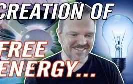 FREE Renewable Energy, Gravity Fed, Green Electricity Generating ...