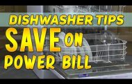 How To Save On Power Bill - Dishwasher Tips...