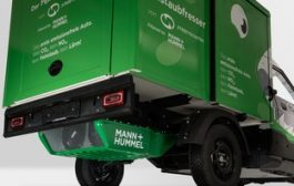DHL to trial first 'emission neutral' EV using dust fil...