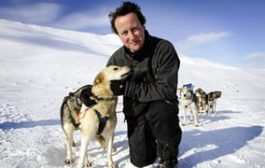 Theresa May, prove your green vision isn't just more 'hug a husky...