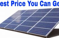 Buyer's guide for solar panels 2017 it's the good stuff for cheap...