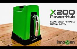 X200 Power-Hub | Clean, Green Portable Energy System...