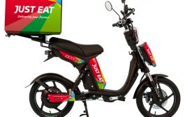 Just Eat revs up electric delivery fleet vision...