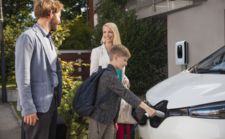 OVO unveils home V2G electric vehicle charger and battery storage...