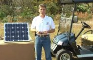 DPI Solar Power System for Use With Golf Carts and Electric Vehic...