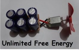 Free Energy | How To Make Capacitor Bank For Free Energy | Superc...