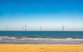 First power: Cutting edge EOWDC offshore wind farm comes online...
