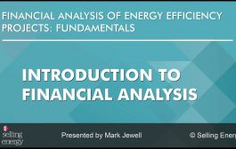 What is Financial Analysis of Energy Efficiency Projects?...