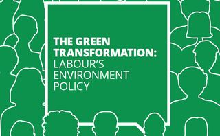 Labour vows to be the 'greenest government ever'...