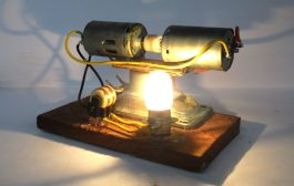 Free energy electricity using magnets speaker with motor - Scienc...