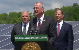Murphy signs nuclear subsidy and renewable energy bills...