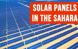 What If We Covered the Sahara With Solar Panels...