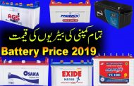AGS Phoenix Exide Osaka Battery Price 2019|Solar Battery Price in...