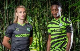 Forest Green Rovers raises the bar with new green football kit ma...