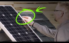 How to install solar panels yourself on your roof. (It's easi...