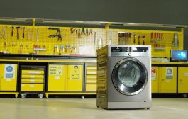 Green washing: Microplastic-filtering washing machine to go on sa...