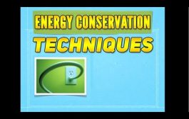 Energy Conservation Techniques: Off Peak Electricity Bill Charges...