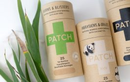 Vegan, compostable bandages? Meet the firm healing the planet one...