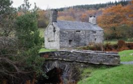 Home of one of first Bibles printed in Welsh saved from flood ris...