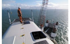 Ideas to cut carbon impact of offshore wind maintenance scoop Car...