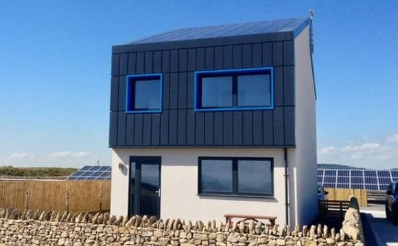 Welsh Government plots end to fossil fuel energy in all new homes...