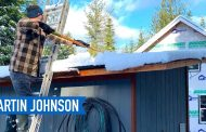 Snow on Solar Panels is Killing our Solar Power Production (FIXED...