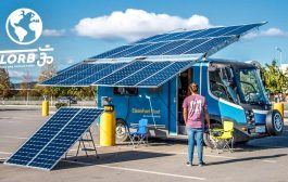 Completely Solar Powered Electric Van Conversion...