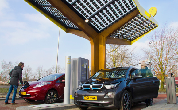 Fastned reports surging EV charging sales ahead of social distanc...