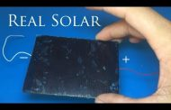 Free energy , Solar energy , How to make solar cell step by step...