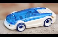 DIY Salt Water Fuel Powered toy Car // Green Energy...