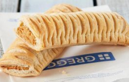 Greggs serves up fresh green energy and food waste goals...