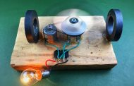 How to make free energy generator with magnet & DC motor , Am...
