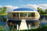The WaterNest: An Eco-Friendly Floating House...